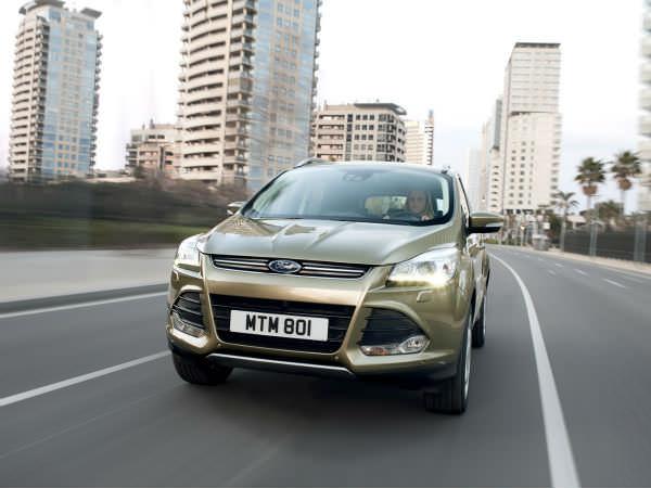 Ford Kuga 2013 para finales de año