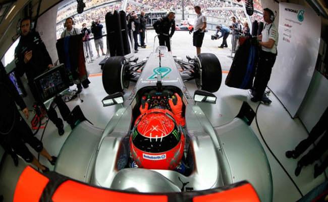Pérez a McLaren, Hamilton a Mercedes GP y Schumacher a hacer viajes con el IMSERSO