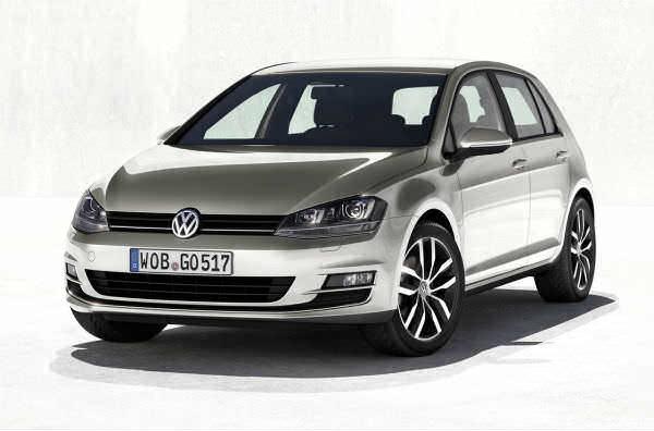 ¿Fibra de carbono en un Volkswagen Golf GTi Carbon Edition?