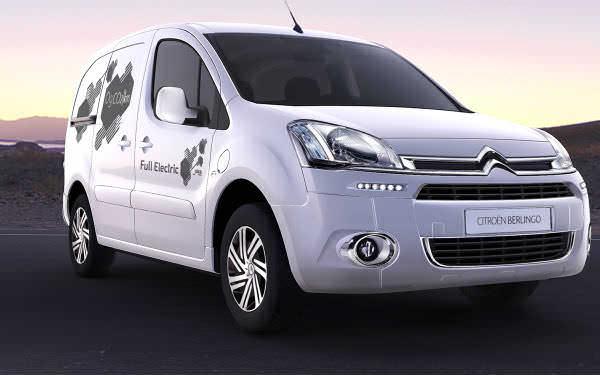 Citroën también tiene el Berlingo Electric