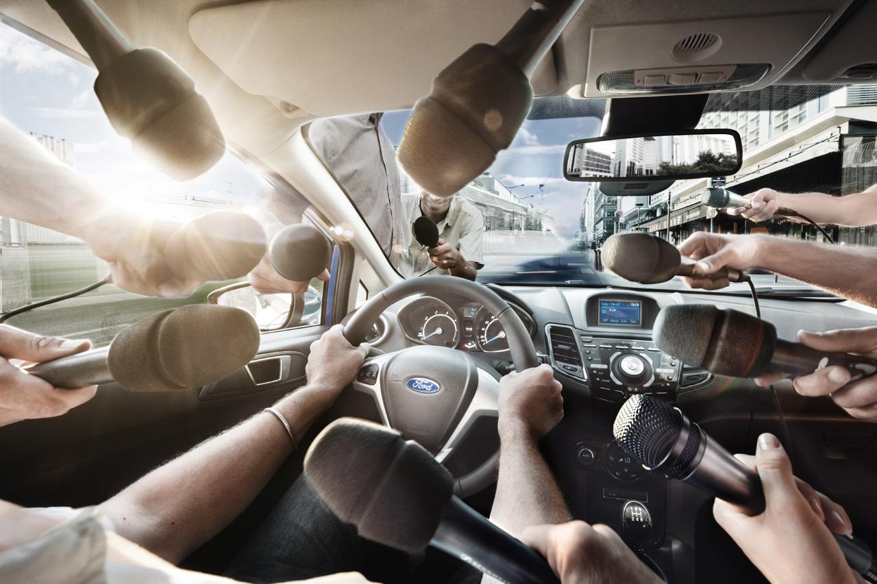 Ford nos presenta el Fiesta 2013