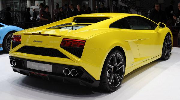 París 2012: El Lamborghini Gallardo está triste, necesita una renovación