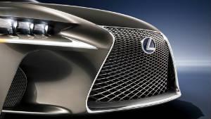 Lexus LF-CC concept para París