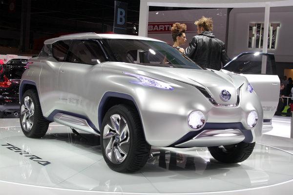 París 2012: Nissan TeRRA