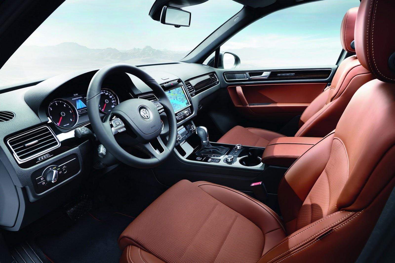 Volkswagen Touareg X Edition, diez años de Touareg