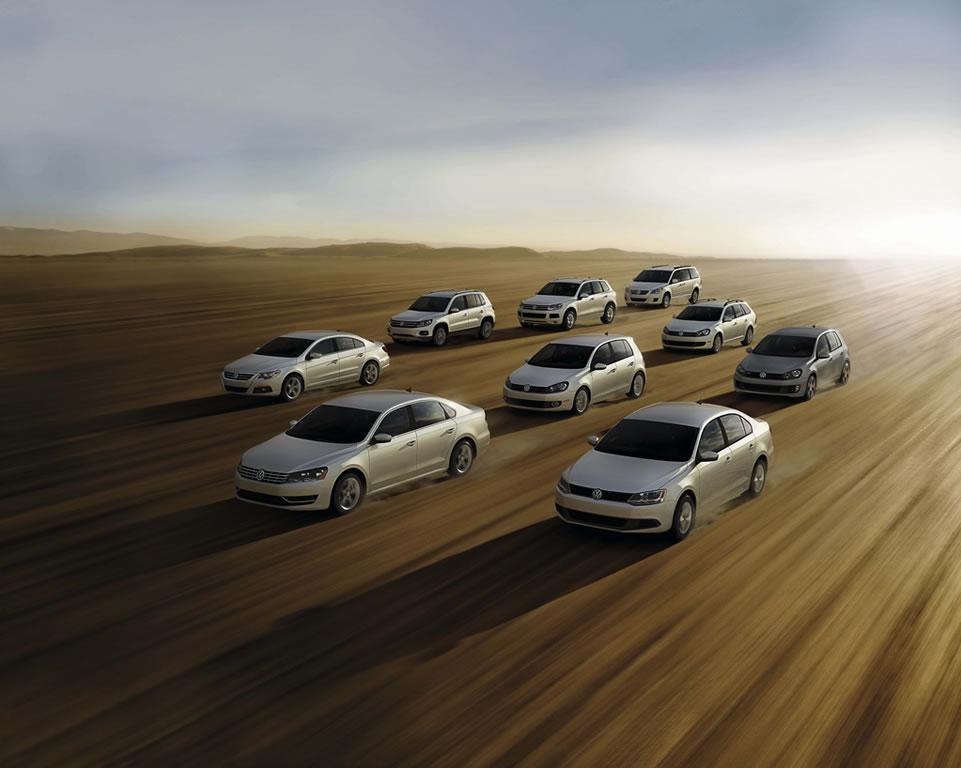 La crisis empieza reflejarse también en Volkswagen