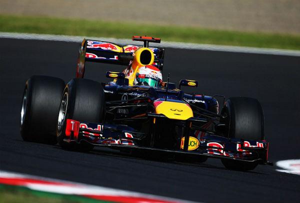 Gp Japón F1: la lucha por el mundial se encrudece