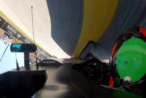 """Vídeo: El Nissan DeltaWing """"las pasa canutas"""" al volcar"""