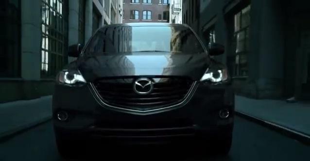 Mazda nos muestra el renovado CX-9 en movimiento