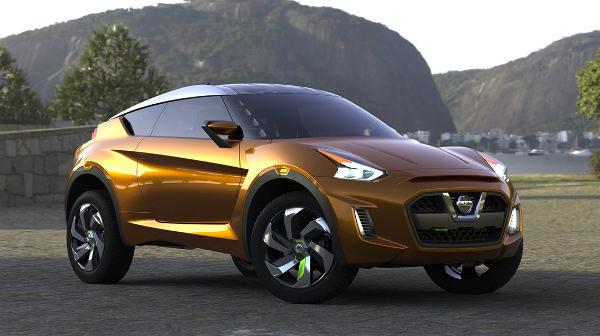 Nissan Extrem Concept, pero extremo lo que se dice extremo