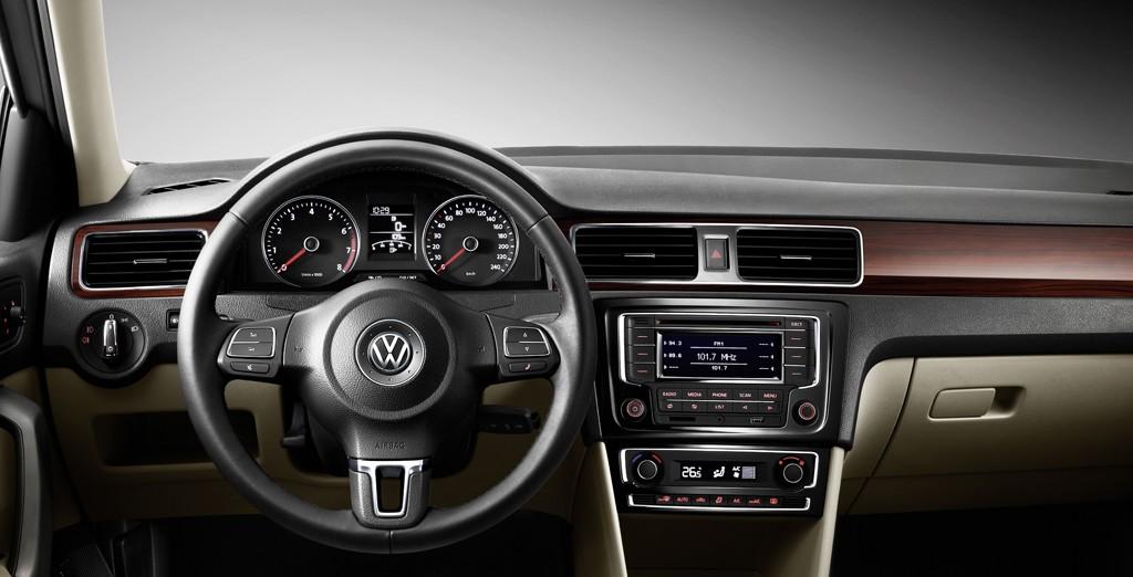 Ya está listo el nuevo Volkswagen Santana para China