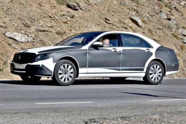 El Mercedes Clase S 2013 seguirá siendo la punta de lanza en seguridad