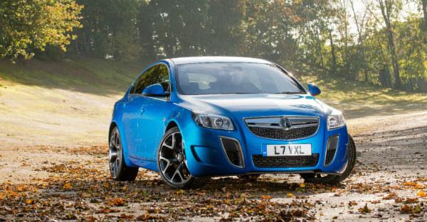 Vauxhall tiene el Insignia más rápido de serie