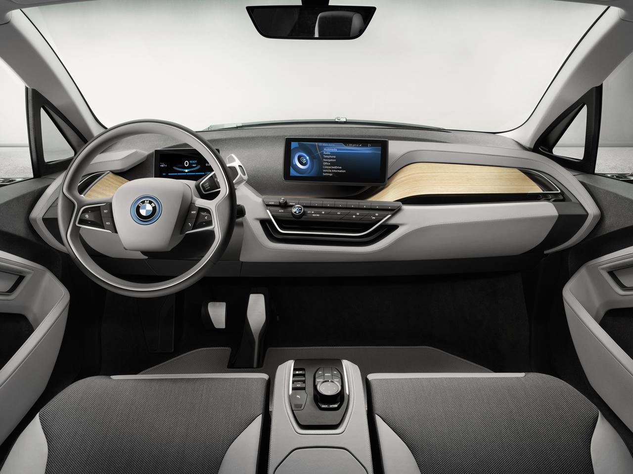 BMW i3 Coupé Concept, un pequeño eléctrico con mucha chispa