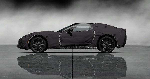 Ya podemos conducir el nuevo Corvette C7 en el Gran Turismo