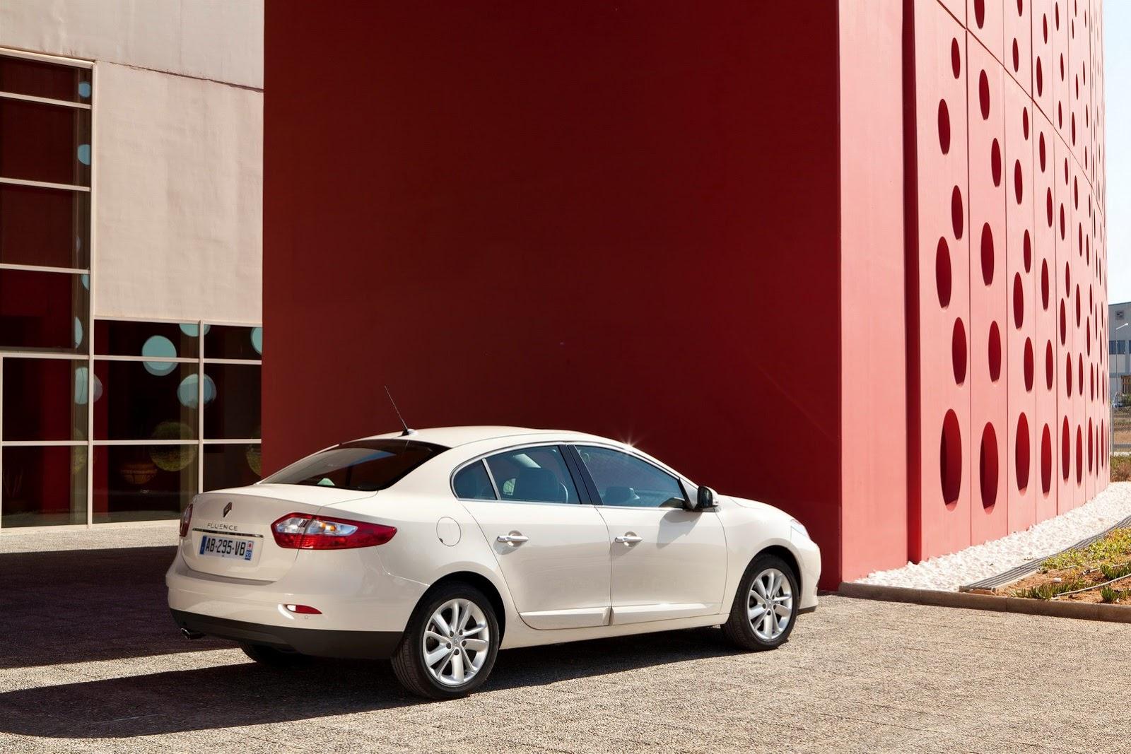 Renault le realiza importantes cambios al Fluence