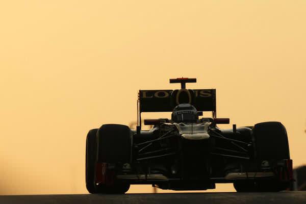 La Fórmula 1 se recicla en 2014