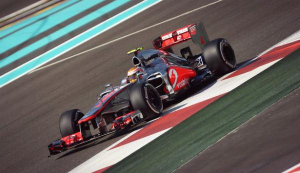 GP Abu Dhabi F1 Clasificación: Hamilton demuestra lo que vale