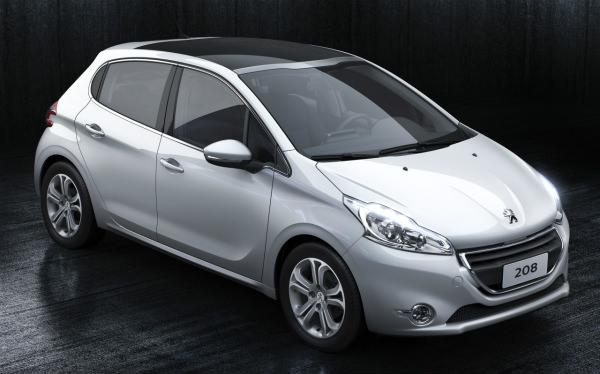Peugeot lanzará en brasil el nuevo 208