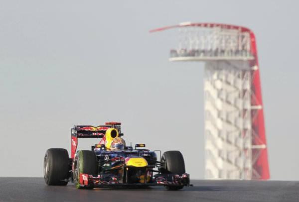 GP EEUU F1 2012: Otra pole para Vettel, Alonso octavo