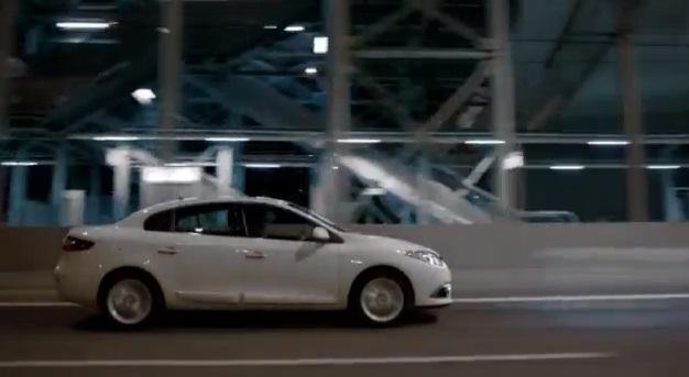 Renault nos muestra al nuevo Fluence en un vídeo promocional