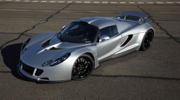 Hennessey Venom GT, de 0 a 300 km/h en 19,96 segundos