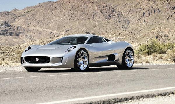 Jaguar cancela el C-X75