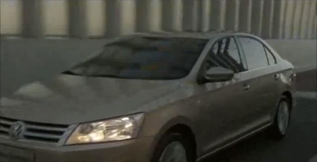 Volkswagen Shangai nos muestra al nuevo Santana en vídeo