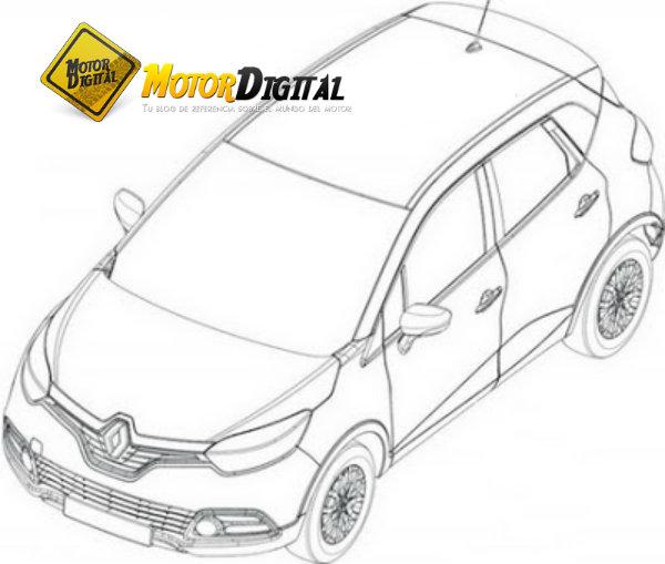 Filtrado el Renault Captur