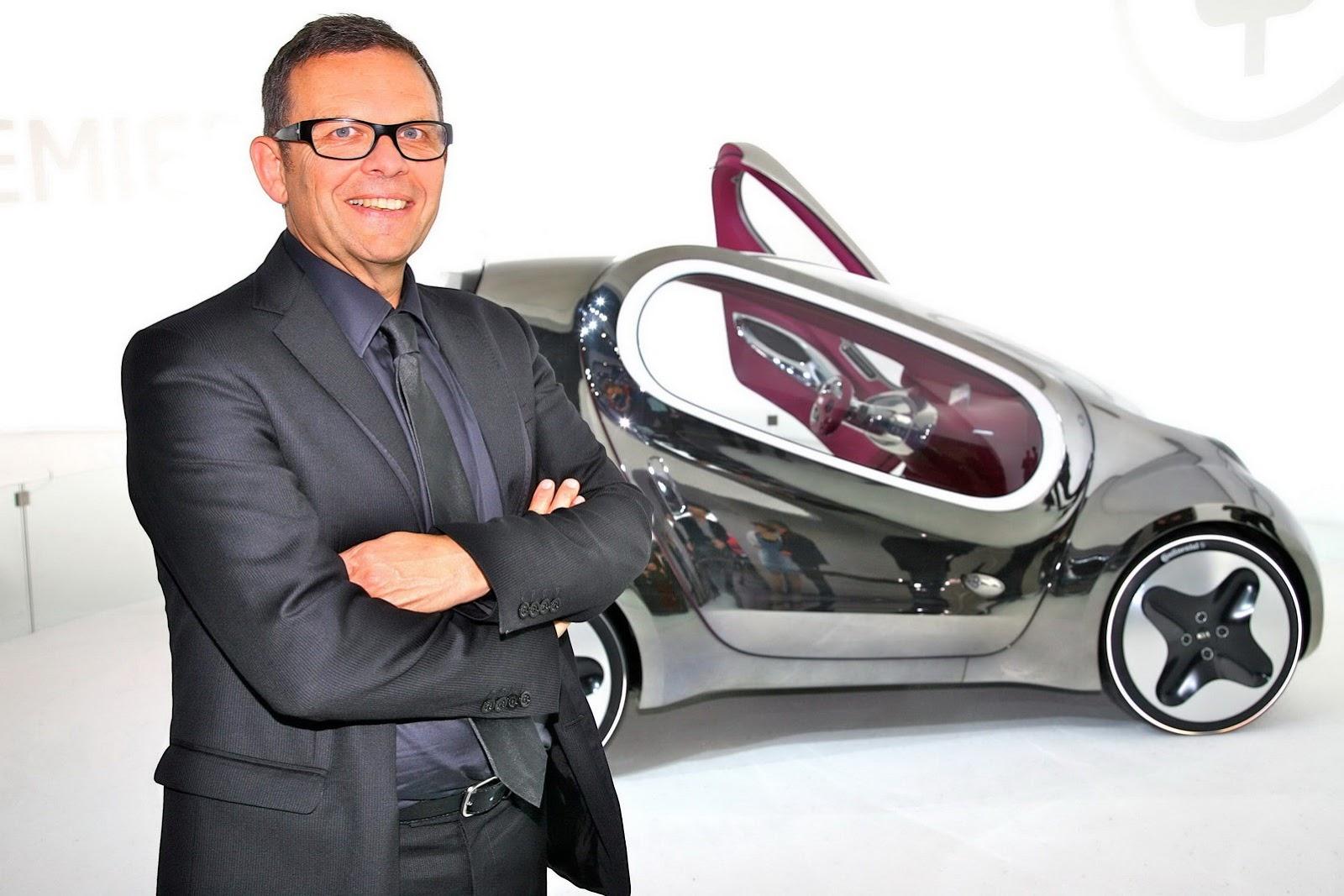 Peter Schreyer, de jefe de diseño a presidente de Kia