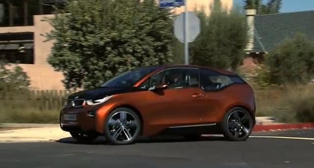 BMW nos da a conocer un poco más en profundida al i3 Concept Coupé