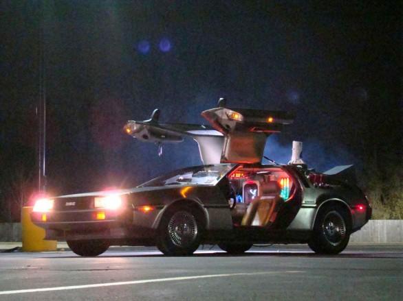 ¿Sería tan famoso el DeLorean si no hubiese sido uno de los protagonistas de Regreso al Futuro?
