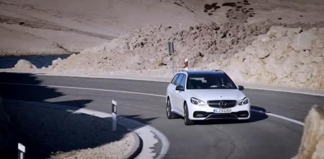 Mercedes-Benz nos muestra en vídeo los nuevos E63 AMG