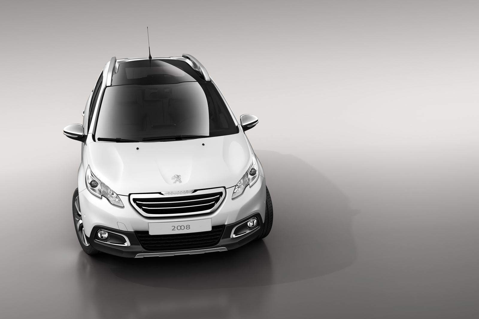 Peugeot presenta oficialmente el 2008