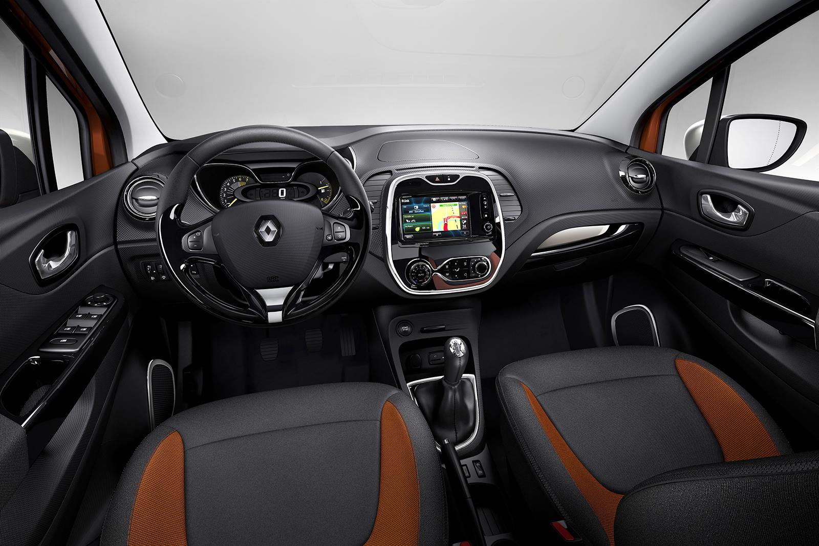 Así es el nuevo Renault Captur