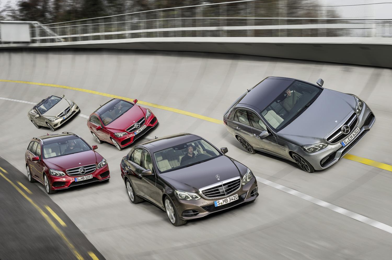El nuevo Mercedes-Benz E63 AMG se deja ver antes de tiempo