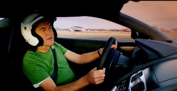 El Pagani Huayra rompe el récord del circuito de Top Gear