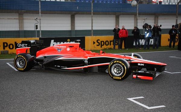 Los F1 de 2013: Marussia MR02