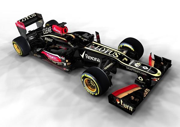 Los F1 de 2013: Lotus E21