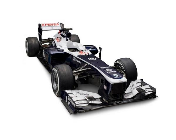 Los F1 de 2013: Williams FW35