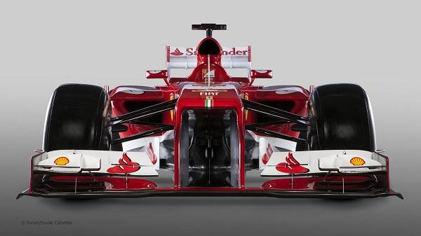 Los F1 de 2013: Ferrari F138