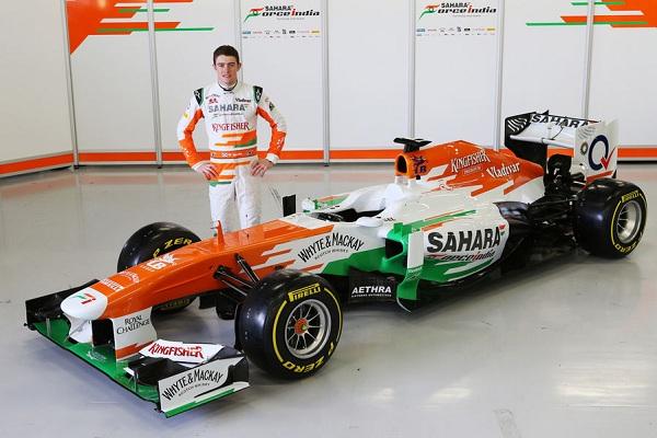 Los F1 de 2013: Force India VJM06