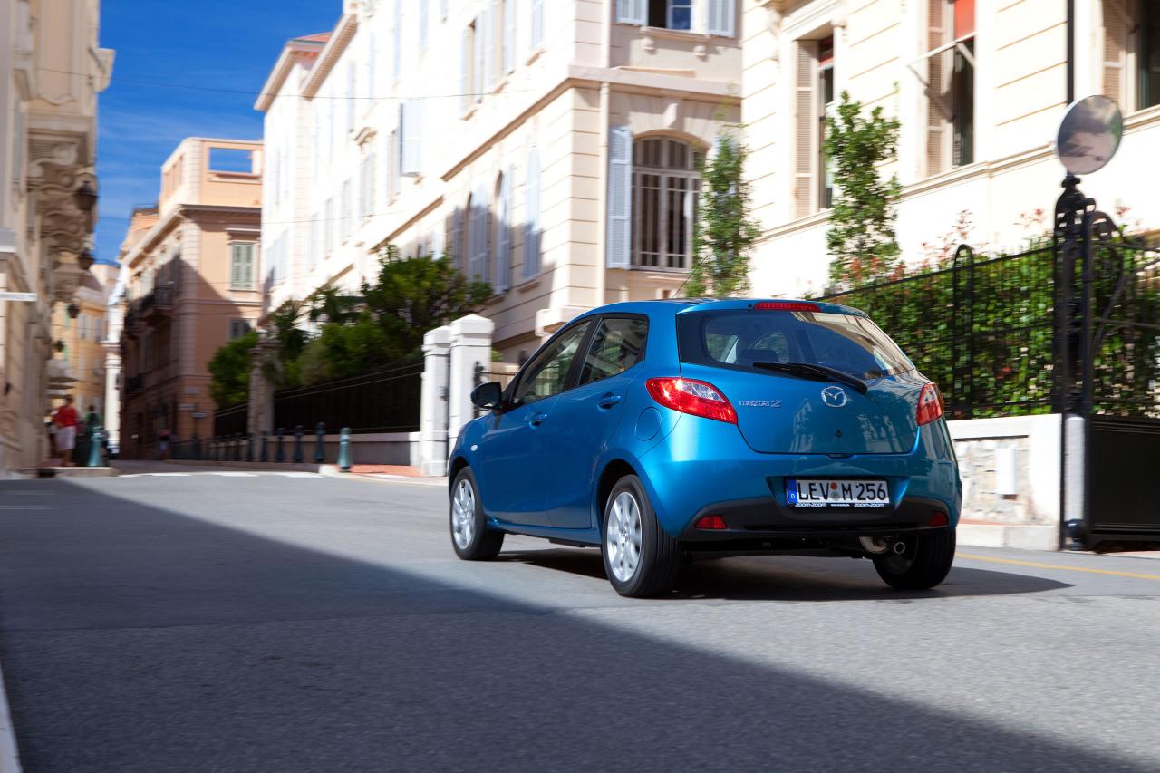 Mazda España realiza significativos cambios en la gama del 2