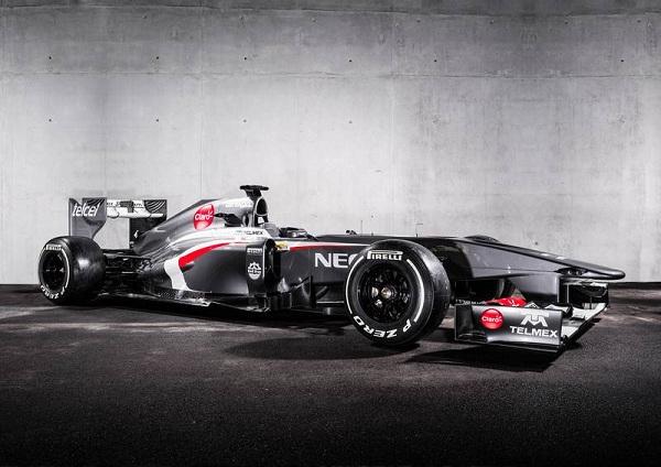 Los F1 de 2013: Sauber C32