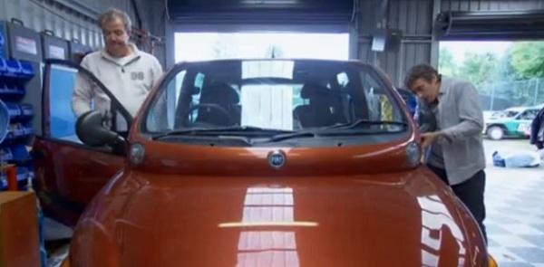 Top Gear se dedica a los mayores en su quinto capítulo