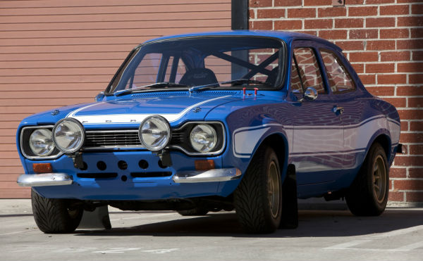 Los coches de Fast & Furious 6