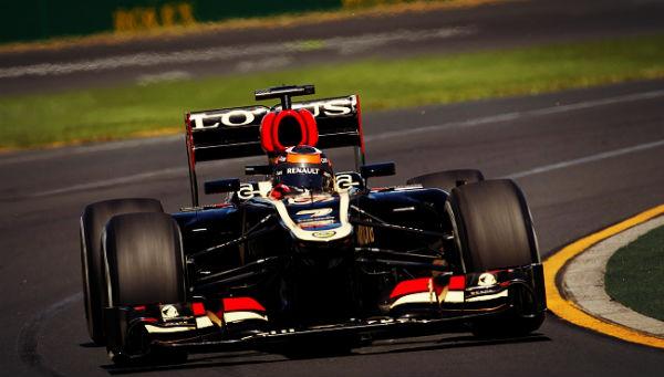 GP F1 Australia 2013: Räikkönen gana en Melbourne