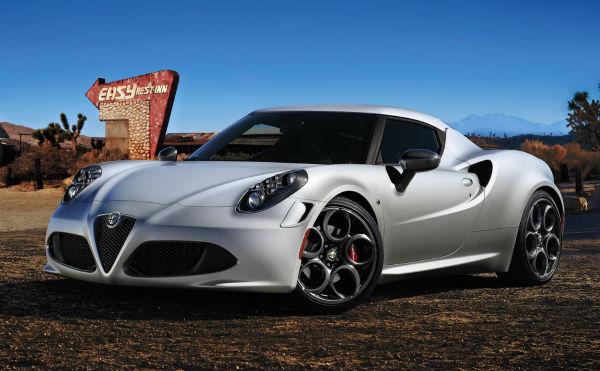 Cómo se hace el Alfa Romeo 4C
