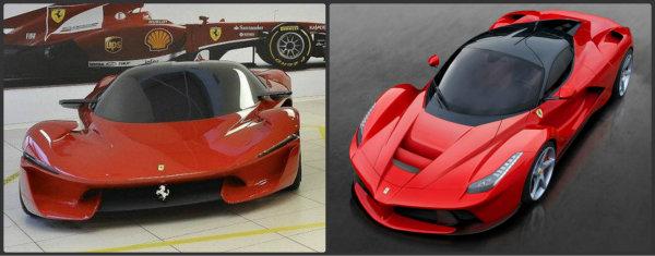 ¿Y si éste coche hubiese sido LaFerrari?