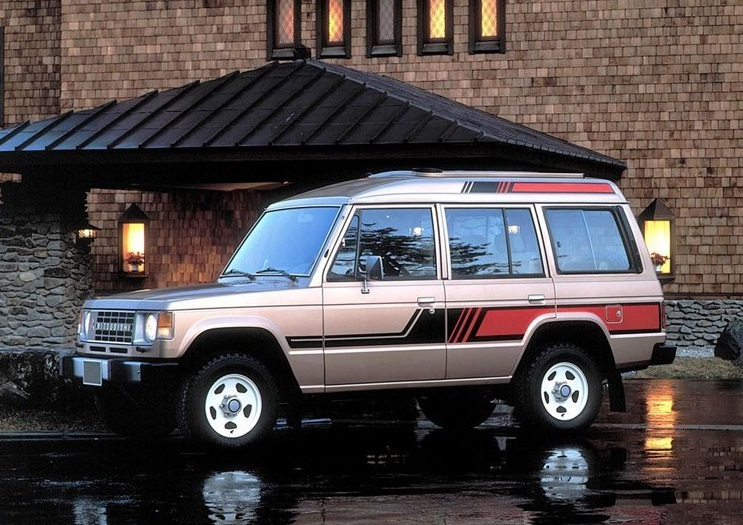 El nuevo Mitsubishi Montero no llegará hasta 2015